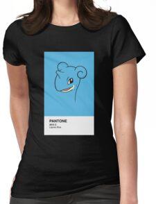 Lapras Pantone Womens Fitted T-Shirt