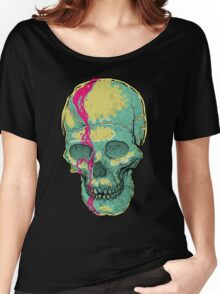 Bloody Skull Women's Relaxed Fit T-Shirt