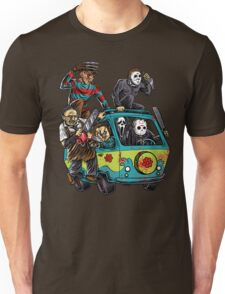 The Massacre Machine Horror Unisex T-Shirt