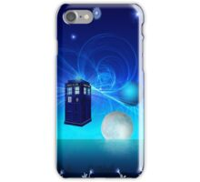 Out Of This World DR Who's TARDIS iPhone Case/Skin