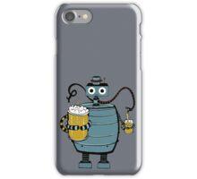 Beer Bot iPhone Case/Skin