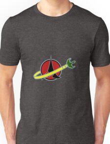 Building Bricks Klingon Bird Of Prey Unisex T-Shirt