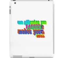 Jefferson Airplane Hippie Drugs Rock And Roll Song Music Lyrics Love Peace Vintage T-Shirts iPad Case/Skin