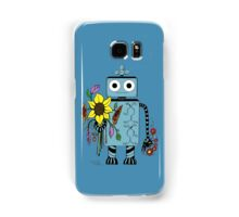 Lina The Robot Samsung Galaxy Case/Skin