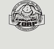 Engage with Zorp (Light) Unisex T-Shirt