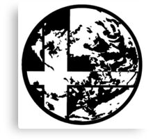 Earthbound Smash Ball Canvas Print