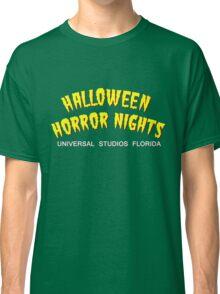 Retro Horror Nights Classic T-Shirt