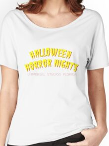 Retro Horror Nights Women's Relaxed Fit T-Shirt