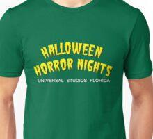 Retro Horror Nights Unisex T-Shirt