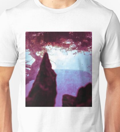 Somewhere in the Flux of Time Unisex T-Shirt