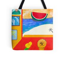 Hot Summer Dream – Come on Just a Few Bites Tote Bag