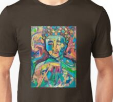 Evolution of the Buddha Unisex T-Shirt
