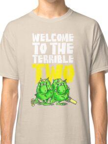 Graphic Terrible Two (dark) Classic T-Shirt