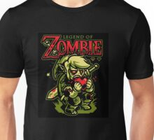 The Legend of Zombie Zelda Unisex T-Shirt