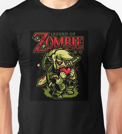 The Legend of Zombie Zelda Unisex T-Shirt