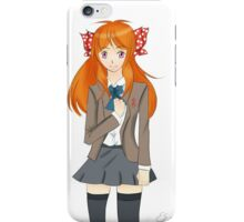 Chiyo Sakura iPhone Case/Skin