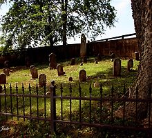 An Old Family Cemetery by SummerJade
