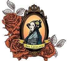 Ada Lovelace Photographic Print