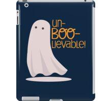 BOO-lieve it, Baby! iPad Case/Skin