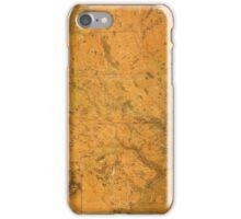 Map of Lunenburg 1864 iPhone Case/Skin