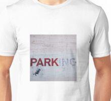 Banksy in LA Unisex T-Shirt