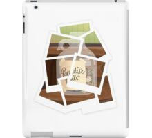 Married Life Tee iPad Case/Skin