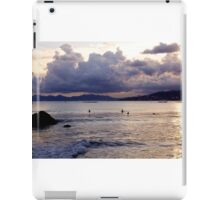 Cap d'antibes iPad Case/Skin