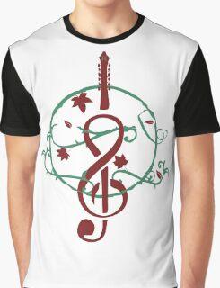 Kvothe's Lute Graphic T-Shirt