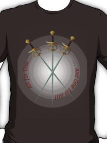 Musketeer Mantra T-Shirt