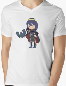 Chibi Lucina Vector Mens V-Neck T-Shirt