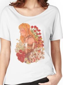 The Flowers Women's Relaxed Fit T-Shirt