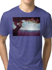 /Transmission/ t-0 End Light Tri-blend T-Shirt