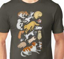 Sleeping Dog 101 Unisex T-Shirt