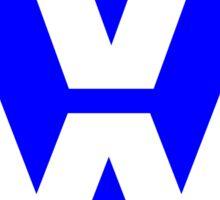 Volkswagen Logo Sticker