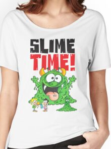 Graphic Slimey Joe Women's Relaxed Fit T-Shirt