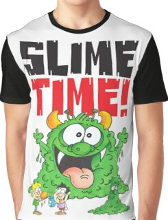 Graphic Slimey Joe Graphic T-Shirt
