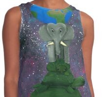 Metaphysical Zoo Contrast Tank
