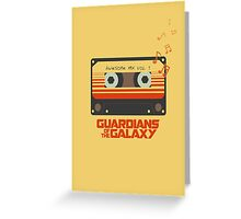 Awesome mix vol.1 Greeting Card
