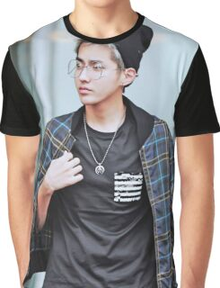 Kris Wu airport style Graphic T-Shirt
