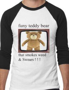 Ted 3 Epic Fan Men's Baseball ¾ T-Shirt