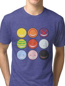 Koro-sensei - Assassination Classroom Tri-blend T-Shirt