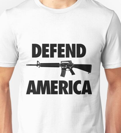 Defend America Unisex T-Shirt