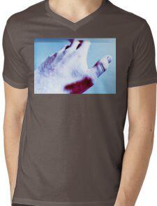 C0ntacting (GHOSTS#3456) Mens V-Neck T-Shirt