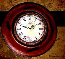 Beckley Exhibition Coal Mine ~ Clock by SummerJade
