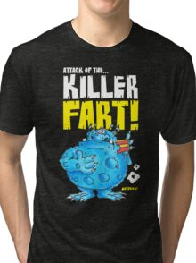 Graphic George (dark) Tri-blend T-Shirt