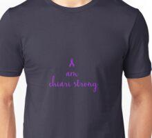 I Am Chiari Strong Unisex T-Shirt