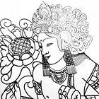 Balinese statue flower by Lozenga