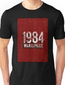 1984 War Is Piece Unisex T-Shirt