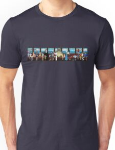 Studio Ghibli Train Unisex T-Shirt