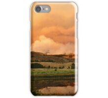 Sunset & Smoke iPhone Case/Skin